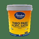 Theo Pass Acryl Satin Théodore Bâtiment