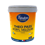 Theo Pass Acryl Velours Théodore Bâtiment