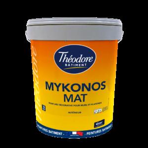 Mykonos Mat Théodore Bâtiment